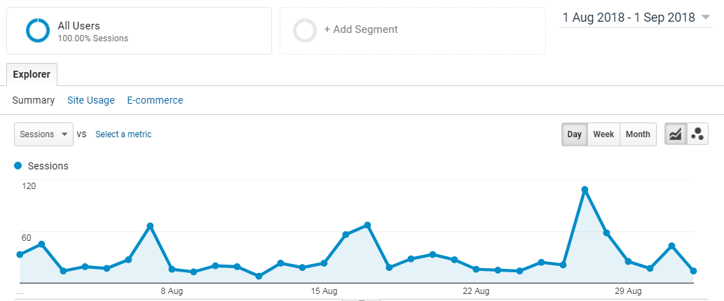 1k website traffic